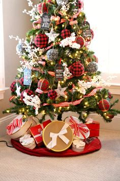 see all the buffalo plaid styled christmas decorations at trendy tree christmas decorations pinterest trendy tree buffalo plaid and buffalo