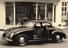 1950 VOLKSWAGEN 1200 TYPE 1 Coupe - Coachwork by Dannenhauer & Stauss Karosserie of Stuttgart.