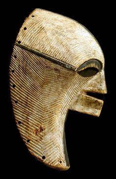 Songye Mask 33, DRC