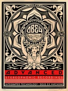 Shepard Fairey (Obey) - Drum | Edition | Artsper