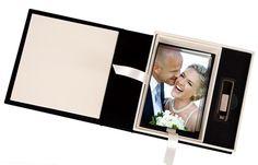Print & USB-Flash-Drive Box für 13x18 Fotos