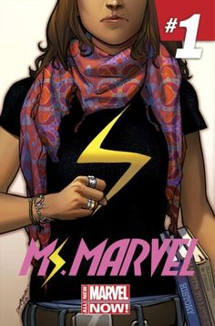 Reading Comics: Ms Marvel, Vol 1 – No Normal + Ms. Marvel, Vol. Generation Why Ms Marvel, Captain Marvel, Marvel Women, Marvel Creator, Marvel Girls, Comics Girls, Univers Marvel, G Willow Wilson, Jersey City