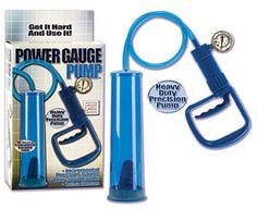 POWER GAUGE PUMP