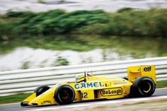 Ayrton Senna, 1987