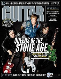 Guitar World (1-year auto-renewal) - For almost 30 years, Guitar World has been the passionate protagonist of guitar playing and rock-and-roll fantasy. Professionals and beginners alike turn to Guitar World for top-flight coverage of their favorite artists and the most respected instructional content around. Every issue includes bri...