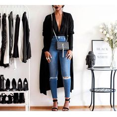•••Pinterest | deealyss27 👑 Classy Outfits, Chic Outfits, Winter Outfits, Fashion Outfits, Womens Fashion, Spring, Summer Fall, Fashion Killa, Fashion Trends