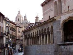 Iglesia de San Martin, Segovia / Spain