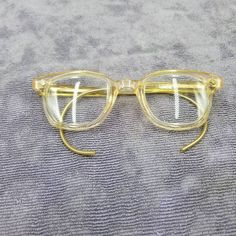 475b469f56 Vintage American Optical P3 Style Safety Glasses