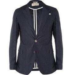 Oliver SpencerPortland Slim-Fit Unstructured Cotton Blazer