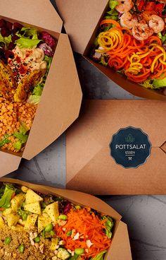 Salat online bestellen in Essen | Lieferservice Pottsalat.de ✔