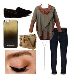"""""""The Importance: Chapter 8"""" by taoptimist on Polyvore featuring WithChic, UNIONBAY, Michael Kors, A. Kurtz and Avon"""