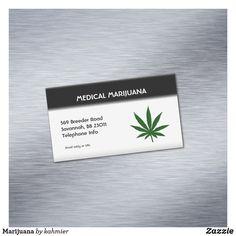 Marijuana Magnetic B