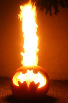 Jac-o-lantern brings it for real.