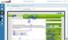 Overheat im Test: So versteht man seine User besser - Mehr Infos zum Thema auch unter http://vslink.de/internetmarketing