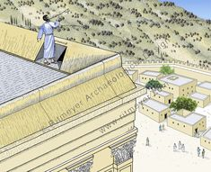 Trumpeting on the Temple Mount – Ritmeyer Archaeological Design