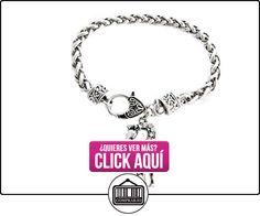 Jirafa clara cristales moda de pinza de langosta pulsera joyas  ✿ Joyas para niñas - Regalos ✿ ▬► Ver oferta: http://comprar.io/goto/B00EGHH1Z0