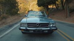 Mike takes the out for a spin. With his hair in the wind and pedal to the metal, he's definitely in his zone with this Mercedes! Wheeler Dealers, Hair In The Wind, Vintage Cars, Stupid, Classic Cars, Retro Cars