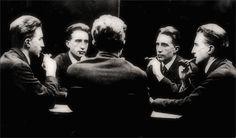 Marcel Duchamp · 5-Way Self-portrait · 1917 · Gelatin silver print