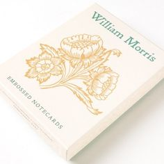 William Morris Embossed Assorted Boxed Notes (Set of 12)