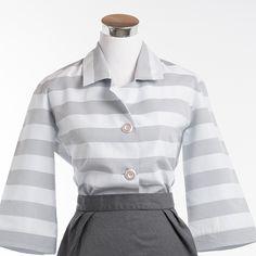 Stripes blouse (17/1)