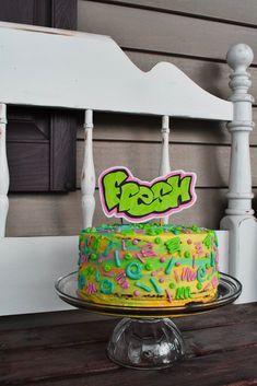 Fresh Prince Of Bel Air Cake All Things Fondant Fresh