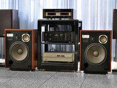 Big Speakers, Home Theater Setup, Audio Room, Loudspeaker, Play, Electronics, Storage, Music, Klipsch Speakers