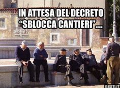 In attesa del decreto | BESTI.it - immagini divertenti, foto, barzellette, video Images, Meme, Lol, Memories, Comics, Funny, Instagram Posts, Movie Posters, Pictures