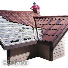 Tying A New Roof Into An Old One Fine Homebuilding