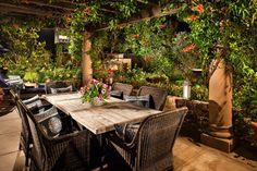 mediterranean - patio