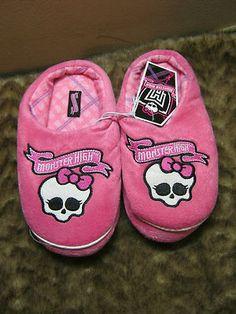 Monster High Slippers