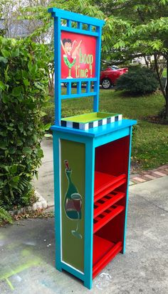 I call it the Boop Time Bar and is is for sale at Antiques & Uniques in Ozone Florida. $125