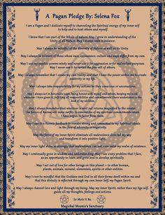 Magickal Moonie's Sanctuary  Bright Blessings ♥ I love Selena Fox!    Magickal Moonie  Yvonne )O(