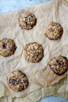 These flourless dark chocolate espresso oatmeal cookies will be a hit with any chocolate and coffee lover!
