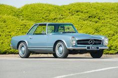1963 Mercedes-Benz 230 SL Pagoda - Silverstone Auctions