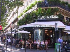 Cafe de Flore Paris - Perfectly imperfect