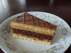 karamelový rez Tiramisu, Cheesecake, Pie, Food And Drink, Album, Ethnic Recipes, Jamaica, Cheesecake Cake, Pinkie Pie