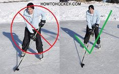 Stickhandling Tips Every Hockey Players Should Know - When most players practice stickhandling they practice with the puck in front of them and moving the puck back and forth. Hockey Workouts, Hockey Drills, Rangers Hockey, Hockey Coach, Blackhawks Hockey, Chicago Blackhawks, Flyers Hockey, Hockey Teams, Hockey Players