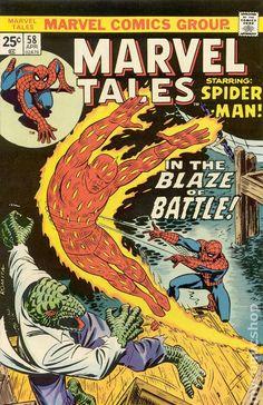 Marvel Tales (1964 Marvel) 58