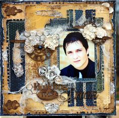 Layout: Building the Dream ****Scrap Fx****