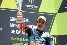 Alezx Marquez, Moto3 race, Catalunya MotoGP 2014