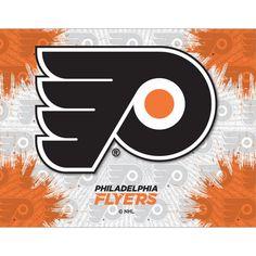Philadelphia Flyers HBS Black Outdoor Heavy Breathable Vinyl BBQ Grill Cover Holland Bar Stool Co
