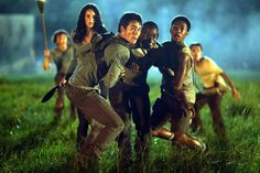 Pin for Later: Over 50 Fabulous Pop Culture Halloween Costume Ideas For Groups The Maze Runners