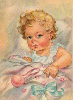 antan baby ilustrations иллюстрации дети, иллюстрации и дети. Images Vintage, Vintage Pictures, Baby Pictures, Vintage Art, Baby Illustration, Baby Boy Photography, Old Cards, Special Pictures, Toddler Art