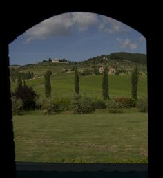 Viticcio winery stay means also wake up every morning with this kind of views..