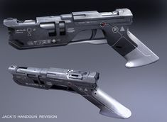 oblivion-jacks-pistol-jacks-pistol-left-side.jpg-190380d1369769489 (1600×1170)Loading that magazine is a pain! Get your Magazine speedloader today! http://www.amazon.com/shops/raeind