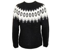 d494cfe7a4 Hulda Icelandic wool sweater full zip