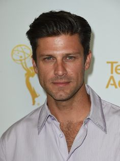 Greg Vaughan Photos Photos - Actor Greg Vaughan attends Television Academy's… Greg Vaughan, Good Looking Actors, Days Of Our Lives, Real Man, Men Looks, Hot Boys, Gorgeous Men, Pretty People, Sexy Men