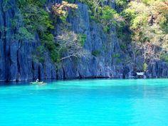 Turquoise Sea, Boracay, The Philippines