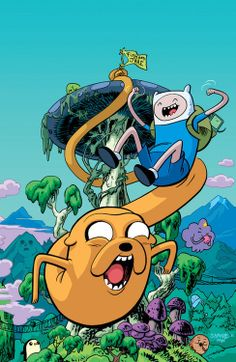 Adventure Time | Finn and Jake