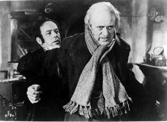 Alistair Sim as Scrooge
